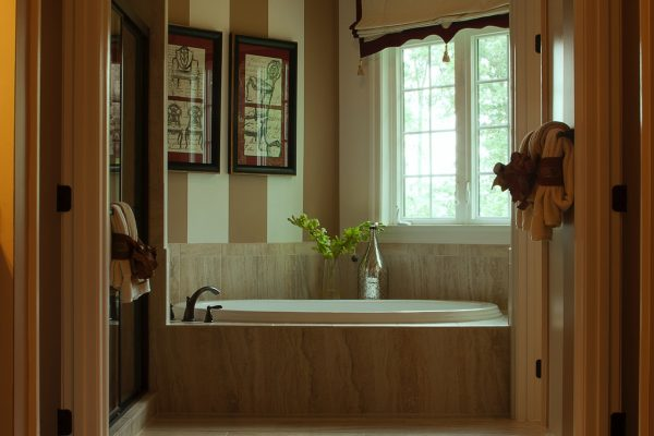 les types de carrelage imitation bois pour la salle de bain